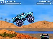4 Wheel Madness Game
