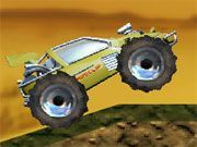 Dune Buggy Game