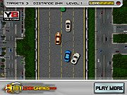 Highway Patrol Game