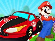 Mario Kart Drifting Game