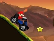Mario Mountain Kart Game