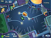 Mickey Mouse Car Park Game