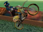 Moto X Freestyle Game