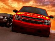 Pickup Truck Racing Game
