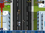 Police Academy Rush Game