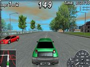 Sunset Racer Evolution Game