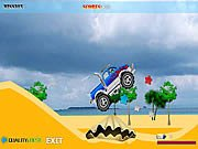 Super Truck Racer Game