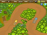 Timber Lorry Parking Game