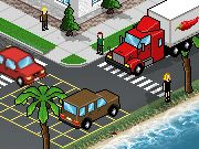 Traffic Policeman Game