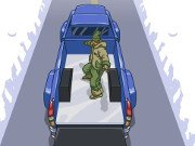 Truck Surfing Game