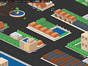 Turbo Town Taxi Game